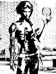 80s Cyberpunk