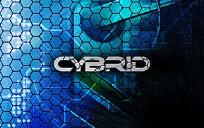 Cybrid 4 Wallpaper
