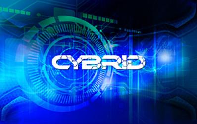 Cybrid 7 Wallpaper