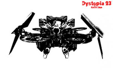D23 Drone Wallpaper