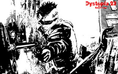 D23 Gunslinger Wallpaper