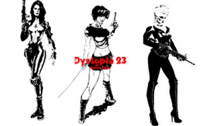 D23 Ladies Wallpaper